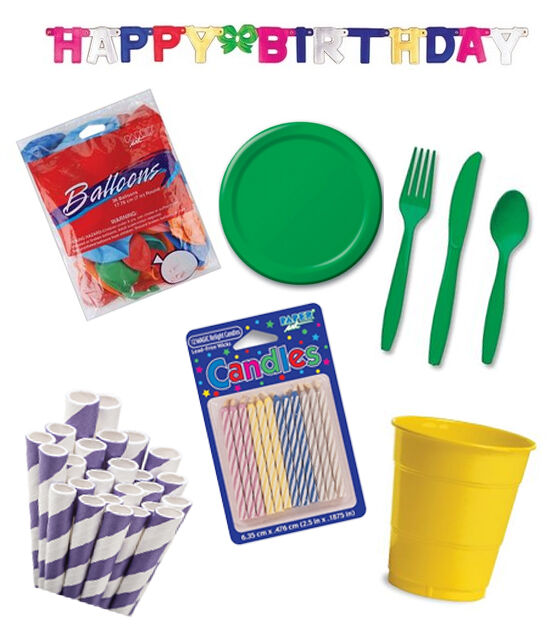 Build Your Own Birthday Party Set, , hi-res