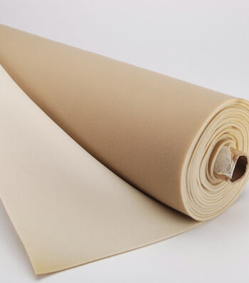 "Foam Backed Headliner Fabric 54""-Tan"