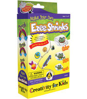 Creativity for Kids Kit-Make Your Own Ezee Shrinks, , hi-res