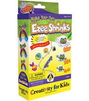 Creativity for Kids Kit-Make Your Own Ezee Shrinks, , hi-res