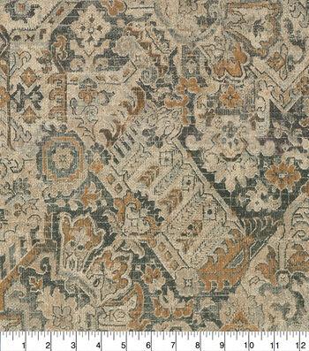 Ellen DeGeneres Upholstery Fabric 54''-Charcoal Loma Vista