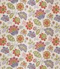 Home Decor 8\u0022x8\u0022 Fabric Swatch-Eaton Square Inheritance Exotic Berry