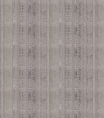 """Eaton Square Print Fabric 55""""-Courtney/Pewter"""