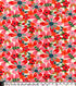 Snuggle Flannel Fabric 42\u0022-Bright Butterflies And Floral
