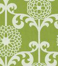Home Decor 8\u0022x8\u0022 Fabric Swatch-Waverly Fun Floret Spruce