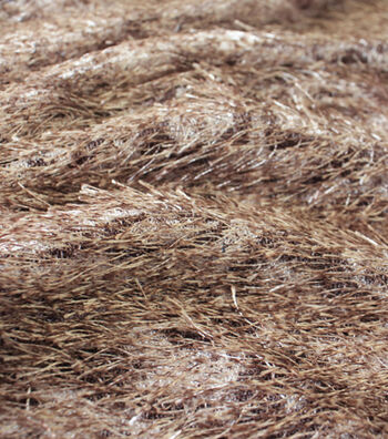 """The Witching Hour Knit Fabric 58""""-Animal Print Hairy Brown"""