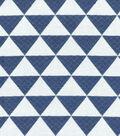 HGTV Home Upholstery Fabric-Tribeca/Navy