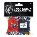 Forever Collectibles Logo Loomz Filler Pack Washington Capitals