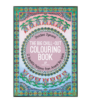 The Big Chill Out Coloring Book