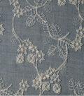 Sportswear Denim Fabric 57\u0022-Light Wash Floral
