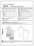 Vogue Patterns Misses Dress-V8805