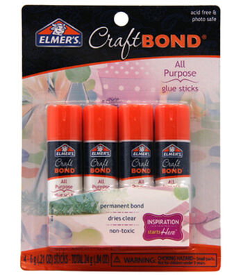 Craftbond All Purpose Glue Stick 4 Pack