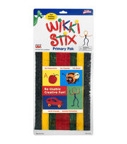 Creativity For Kids Wikki Stix Assorted PkgPrimary, , hi-res