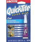 Loctite QuickTite Super Glue Gel 0.07oz