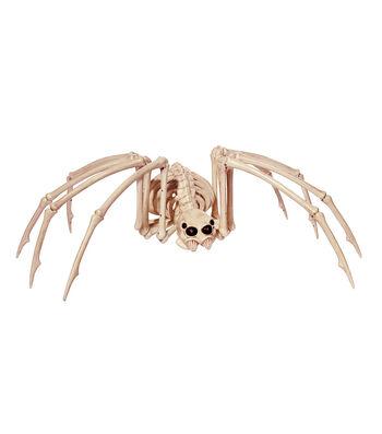 The Boneyard Halloween Large Spider with LED Eyes