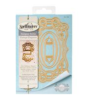 Spellbinders® Nestabilities® Etched Die-Curled Grace Oval, , hi-res