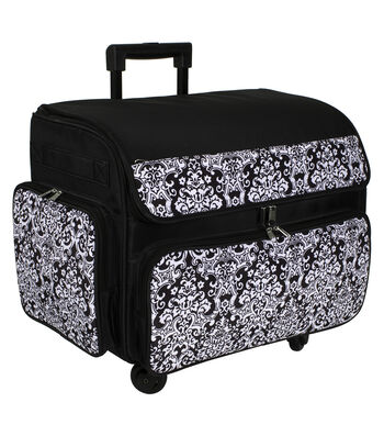 Sewing Room On Wheels 4pc Set-Paisley