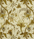 Home Decor 8\u0022x8\u0022 Fabric Swatch-Robert Allen Pontoise Wheat Fabric