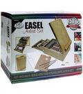 Royal Brush Easel Artist Set-All Media-150 Pieces