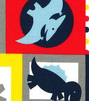 Nursery Fabric - Dino Patch, , hi-res