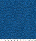 Waverly Spotlight Fabric 54\u0027\u0027-Cobalt Ulla