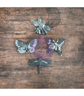 Prima Marketing Resin Icon Embellishments - Butterfly