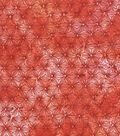 Keepsake Calico™ Cotton Fabric 43\u0022-Red Orange Tiedye Blender