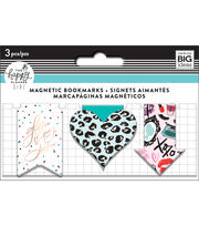 The Happy Planner Girl™ Glam Girl Collection Magnet Clips, , hi-res