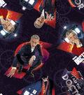 BBC Doctor Who Cotton Fabric 43\u0027\u0027-I Am The Doctor