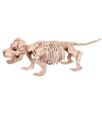 The Boneyard Halloween Skeleton Puppy
