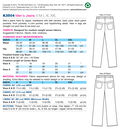 Kwik Sew Mens Pants-K3504