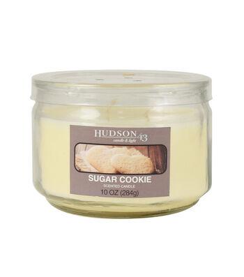 Hudson 43™ Candle & Light Collection 10oz Value Jar Sugar Cookie