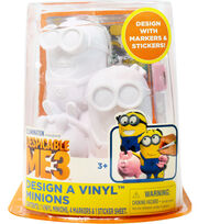 Despicable Me 3 Design-A-Vinyl Minions, , hi-res