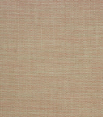 Hudson 43 Multi-Purpose Decor Fabric 58''-Coral Madras