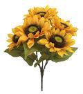 Blooming Autumn 20\u0027\u0027 Sunflower Bush-Yellow
