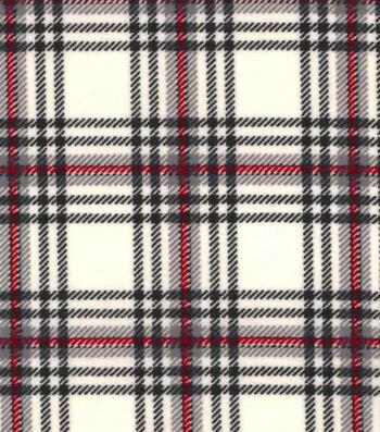 "Snuggle Flannel Fabric 42""-Amelia Plaid"