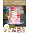 Anna Griffin Perfect Petals Pop Up Cardmaking Kit