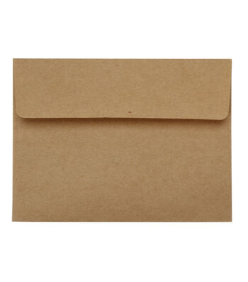 Core'dinations Envelopes:  A2 Kraft; 25 pack