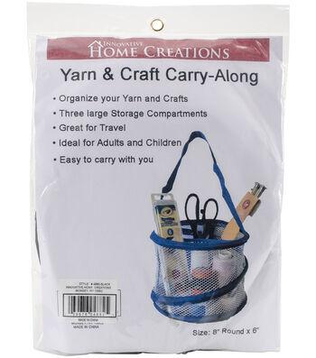Innovative Home Creations Yarn & Craft Carry-Along 8''x6''