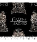 Game of Thrones Cotton Fabric 43\u0022-The Iron Throne