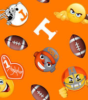 "University of Tennessee Volunteers Fleece Fabric 60""-Emoji, , hi-res"