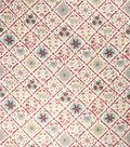 Home Decor 8\u0022x8\u0022 Fabric Swatch-Eaton Square Anchor Curry Spice