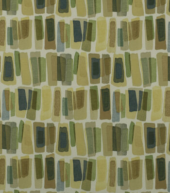 "Home Decor 8""x8"" Fabric Swatch-Print Fabric Robert Allen Halmstad Mosaic"