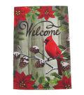 Maker\u0027s Holiday Flag-Cardinal