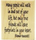 Many People Will...