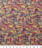 Alexander Henry Premium Quilt Cotton Fabric 45''-Geanna, , hi-res