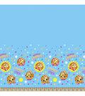 Shopkins Mock Smock Fabric 21\u0022-Cookie