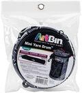 ArtBin Mini Yarn Drum 5.7\u0022X9.5\u0022-Black & Gray