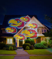 University of Kansas Jayhawks Team Pride Light, , hi-res