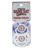 Louisiana State University Pacifiers, , hi-res